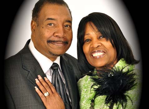 pastor & 1st Lady Thomas